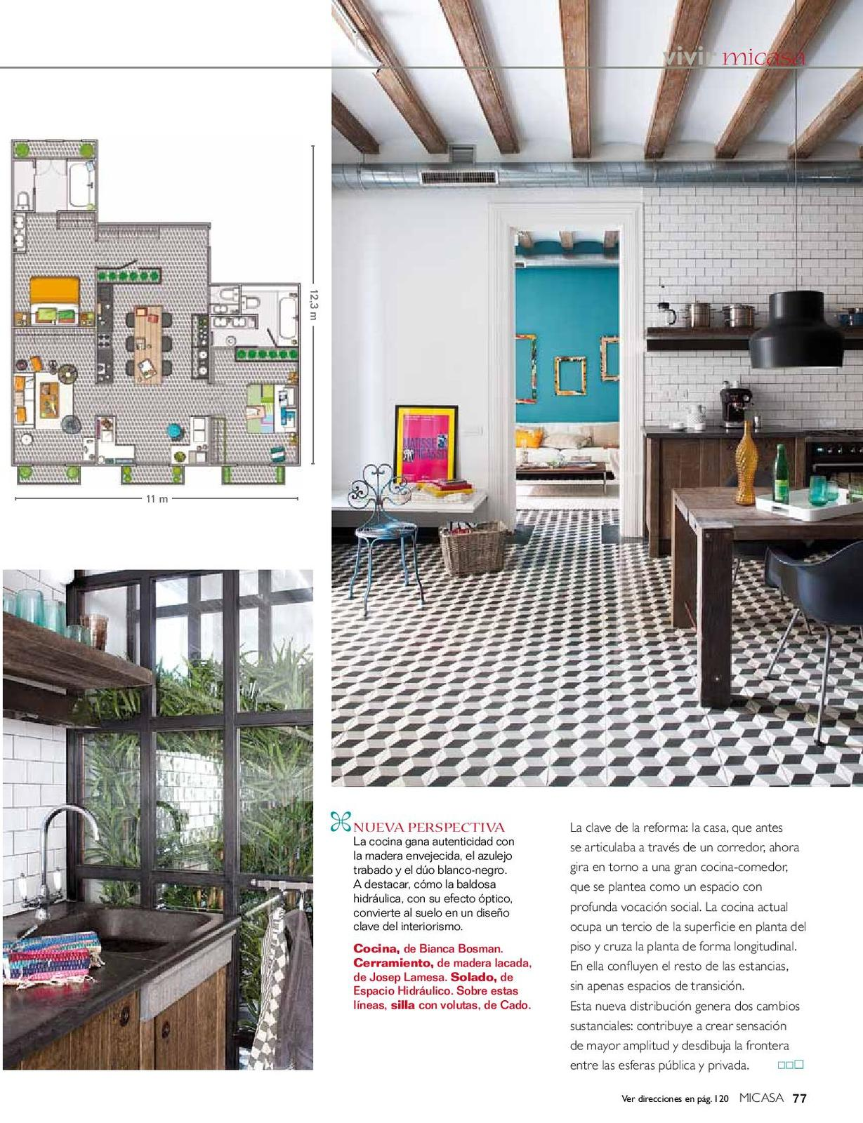 Micasa Magazine Nobohome # Muebles Cado Barcelona
