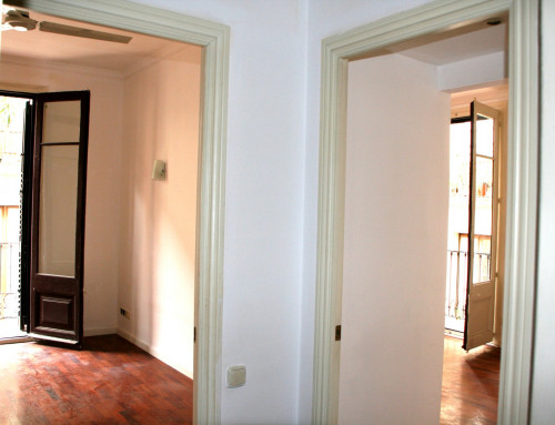 Work in progress: Refurbishment in Sant Pere Mes Baix 44