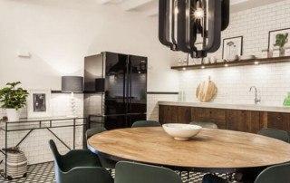 luxury apartment Barcelona Avinguda del Marques de l Argentera