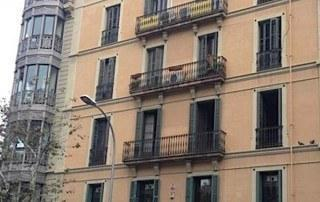 luxury apartment Barcelona Carrer de Bailen