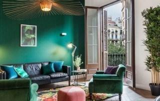 luxury apartment barcelona Carrer de Provenca 2