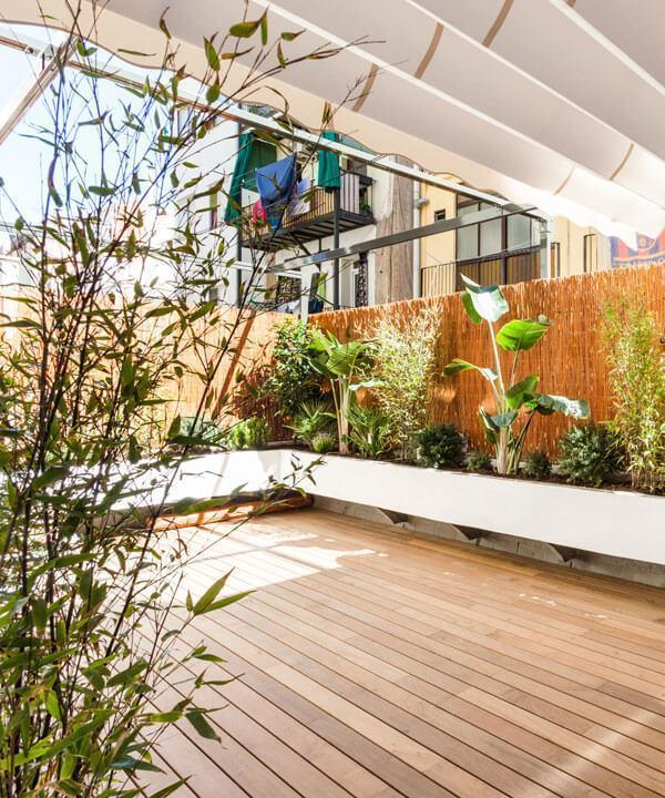 Luxury Apartment Barcelona: Luxury Apartment In Poble Sec, Barcelona With Terrace