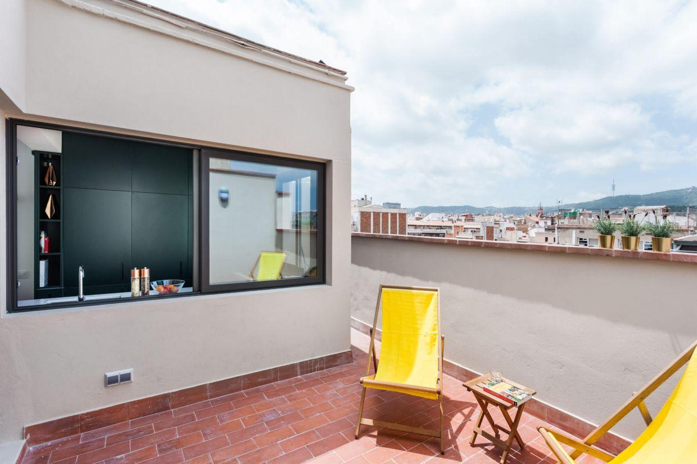corsega apartment terrace