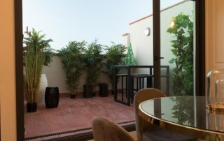 Attic apartment Barcelona Corsega
